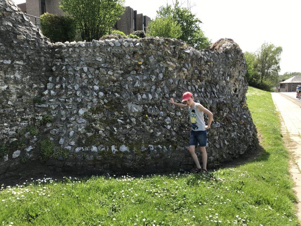 Romeinse Muur Tongeren