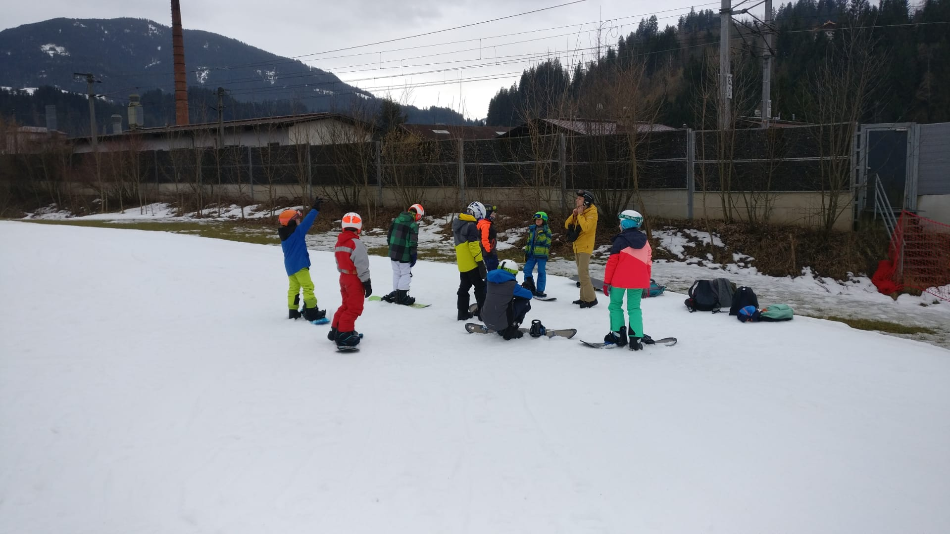 ski en snowboard vakantie Oostenrijk